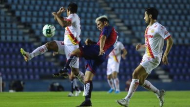 Photo of Atlético Morelia Se Queda En El Camino A La Final; Empata Por 0 Ante Atlante