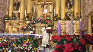 Photo of #Morelia Misa A Virgen De Guadalupe Fue Privada Y A Puertas Cerradas