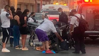 Photo of #Morelia Atropellan A Mujer En La Madero: La Reportan Grave