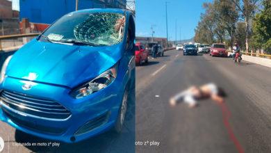 Photo of Moreliana Muere Atropellada En Libramiento Norte De La Ciudad