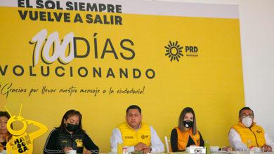 Photo of PRD Preparado Para Ganar 2021 En Michoacán: Manríquez