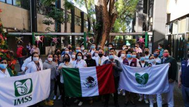Photo of Son 33 Michoacanos Del Sector Salud Los Que Darán Batalla Al COVID-19 En CDMX