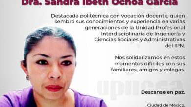 Photo of #JusticiaParaSandra Encuentran Sin Vida A Profesora Desaparecida