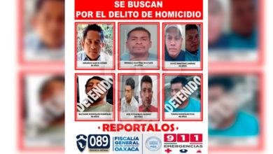Photo of Desde Oaxaca Buscan A 4 Asesinos Altamente Peligrosos