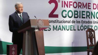 Photo of Acusan A AMLO De Presumir Logros No Cumplidos En 2 Años De Gobierno