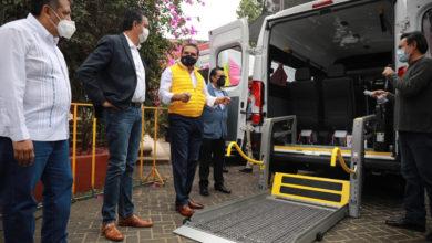 Photo of Entregan 6 Vehículos EXCLUSIVOS Para Personas Con Discapacidad A Municipios Michoacanos