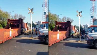 Photo of #Morelia Vuelve A Pasar El Tren Y Regresa El Tráfico