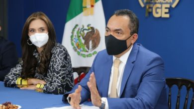 Photo of Fiscalía De Michoacán Aumenta 100% Casos Llevados Ante Juez: López Solís