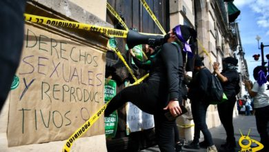 Photo of Feministas Morelianas Advierten A Diputados: O Legislan O Toman El Congreso