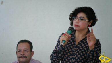Photo of Caminando Michoacán He Visto Que El Trabajo Del Congreso No Beneficia Al Pueblo: Anita Sánchez
