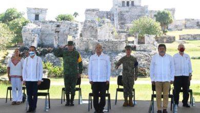 Photo of AMLO Dará A Militares Administración Del Tren Maya