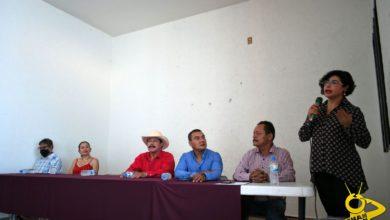 Photo of Apatzinguenses Piden A Anita Sánchez, Eliminar El Narcotráfico