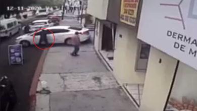 Photo of #Video Así Fue Como Moreliano Evitó Asalto Atropellando A Ladrones