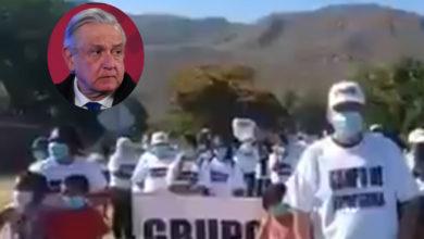 Photo of Nuevas Autodefensas En Michoacán Le Piden A AMLO Que Saquen Al CJNG Del Aguaje