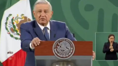 Photo of AMLO Anuncia Ser Positivo A COVID-19; Tiene Síntomas Leves