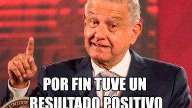 Photo of Memes Le Dan Su Contagiada A AMLO Por Dar Positivo Al COVID -19
