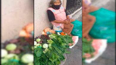 Photo of #Morelia Haz Paro! Activista Julio Guillén Pide Comprar Verdura A Abuelita Chambeadora