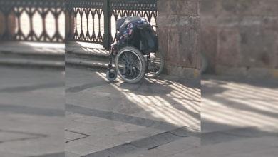 Photo of #Morelia Fallece Abuelito Indigente Ante Las Puertas De Catedral
