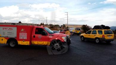 Photo of Choque En Carretera Morelia-Pátzcuaro Deja Dos Niños Heridos