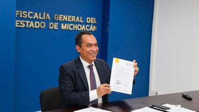 Photo of #Michoacán Cartas De No Antecedentes Penales, Se Puede Solicitar En Línea: Adrián López Solís