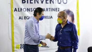 Photo of #Morelia Da Espaldarazo Alberto Frutis A Alfonso Martínez