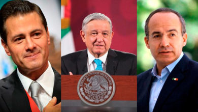 Photo of Peña Nieto Y Felipe Le Mandan Buenas Vibras A AMLO Pa' Que Se Cure Del COVID -19