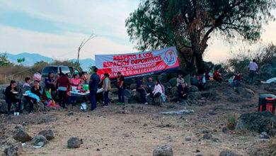 Photo of #Morelia Antorchistas Denuncian Agresión A Machetazos En Su Contra En Cerro Del Quinceo