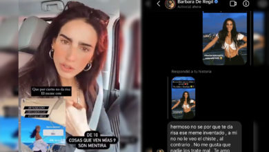 Photo of Bárbara De Regil Estalla Contra Memes De Ella Con Frases Homofóbicas
