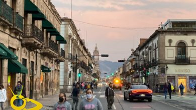 Photo of #Michoacán Suma Casi 400 Casos Nuevos De COVID Este Miércoles