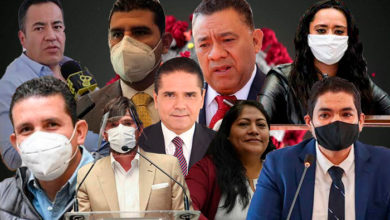 Photo of Estos Son Los Políticos Y Funcionarios Michoacanos Infectados Con COVID -19