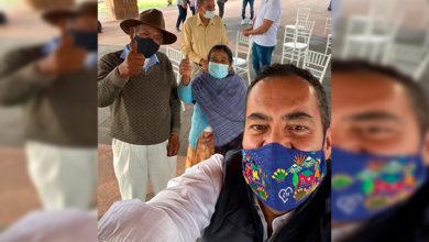 Photo of Con Todas Las Voces, Construimos El Proyecto Que Michoacán Requiere: Carlos Herrera