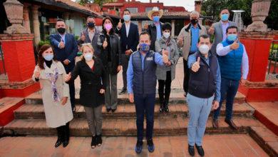 Photo of #Michoacán Alcaldes Del PAN Anuncian Apoyo A Carlos Herrera