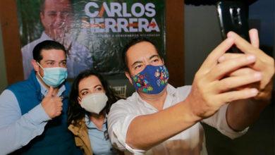 Photo of Unidad, Lo Que Nuestro Proyecto Busca Para Michoacán: Carlos Herrera