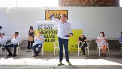 Photo of Nuestro Proyecto Defiende A Michoacán: Carlos Herrera