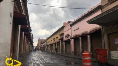Photo of Comercios Cumplen Con Cierre en Centro de Morelia