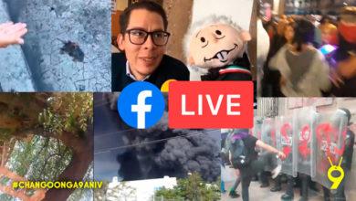 Photo of #Changoonga9Aniv En Video Las 9 Veces Que Andábamos De Metiches