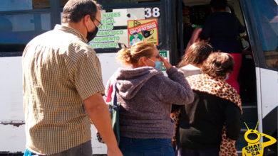 Photo of #Morelia SONDEO Transportistas Aprueban Ley Del Cubrebocas Obligatorio