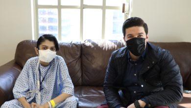Photo of Samuel García También Visita a Chavito Que Requiere Trasplante Pulmonar E Invita A Donar