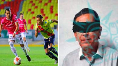 Photo of Apañan A 'Aficionado' Lacra Que Iba A Robar A Jugadores En Partido Del Morelia