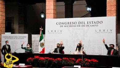 Photo of Diputados Michoacanos Sesionarán En Receso Legislativo