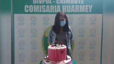 Photo of #WTF! Morra Celebra Su Cumple En Mera Pandemia, La Detienen Y Le Toman Foto Con Pastel