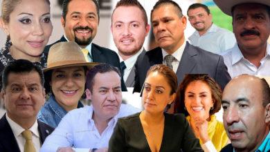 Photo of #Michoacán Van 10 Altos Funcionarios Silvanistas Que Buscarán Cargo En Elecciones
