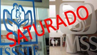 Photo of #Morelia IMSS E ISSSTE Al 100% De Su Ocupación Hospitalaria Por COVID-19