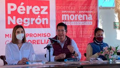 Photo of Aspiro A Dirigir El Destino De Morelia, No Tengo Acuerdo Con Mario Delgado Para Ser Elegido: Iván Pérez Negrón