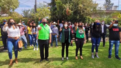 Photo of Ciudadanos Pintarán De Verde A Michoacán: Magaña De La Mora
