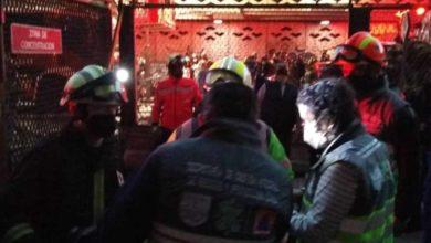 Photo of #CDMX En Incendio Muere 1 Mujer Y Casi 30 Resultan Intoxicados