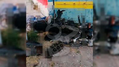 Photo of #Michoacán Motociclista Muere Al Chocar Contra Una Casa