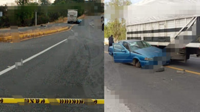 Photo of Sobre La Morelia – Charo Muere Señor Atropellado, A Pocos Metros Del ISSSTE