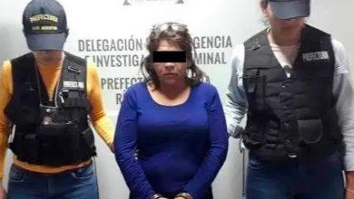 Photo of #NoEsBroma Doñita Acuchilló A Su Esposo Por Fotos Nopor De Morra; Era Ella Flaquita