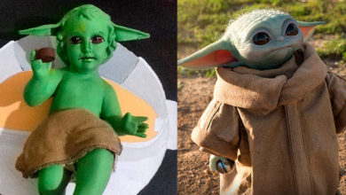 Photo of WTF! Adiós Pasito Perrón, Llega Baby Dios Yoda…